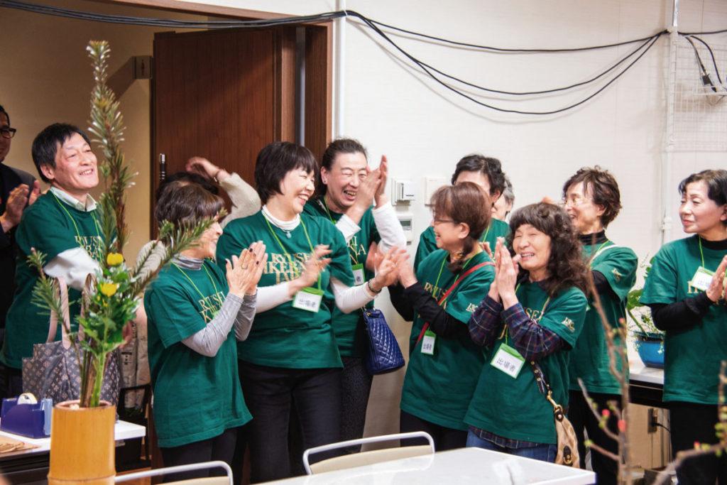 1位獲得の福島県支部